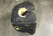 Vintage Aircraft Factory Insulated Cover Inlet Turbine Military Snap Wwii Part