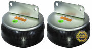 Pair Of Air Spring Bag For Kenworth Trucks Replaces W01-358-9622 1r11-221