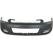 Primed - Front Bumper Cover Replacement For 2006-2013 Chevrolet Impala Gm1000763