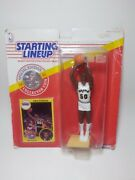 Vintage 90's Starting Lineup David Robinson Spurs Toy Collectible New