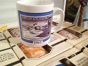Collectable Duck Stamp Mugs And Glasses