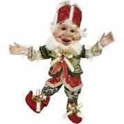 Mark Roberts 2020 Collection Present Elf Figurine Medium 18and039and039