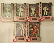 Ghostbusters Plasma Series Hasbro Action Figures Wave 1 Complete Set Of 6 New