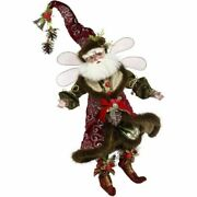 Mark Roberts 2020 Collection Ole Christmas Fairy Figurine Medium 15.5and039and039