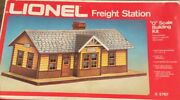 Vintage Lionel Freight Station 6-2787 O Scale For Model Train Help Widow Today