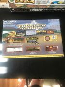 Bachman Thunder Valley Complete N Scale Electric Train Set