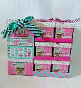 Lol L.o.l Surprise Present Set Of 12 Dolls Brand New Sealed In Hand