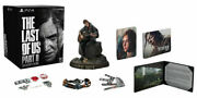 The Last Of Us Part Ii -- Collectorand039s Edition Sony Playstation 4 2020