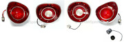 Led Tail Lights Reverse Lamps And Flasher For 1971 Chevy Chevelle Ss And Malibu
