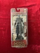 Game Of Thrones Night King Mcfarlane Toys Autographed By Richard Brake With Coa
