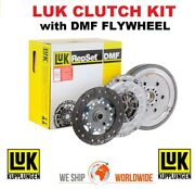 Luk Clutch + Dmf For Toyota Avensis Station Wagon 2.0 D4d 1999-2003