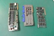 Vintage Apple Ii Plus Computer 3 Boards The Clock Mountain 16/64 1981 Stb 1978