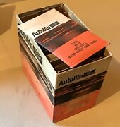 Nos Autolite Ford Rg-12 Water Outlet Gasket Display Box Assortment Not Complete.
