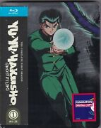 Yu Yu Hakusho The Complete First Season - Episodes 1-28 Bd 2019 4-disc Set