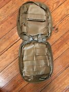 Usmc Zippered Individual First Aid Kit Ifak Pouch Coyote K