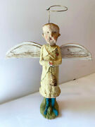 1997 Debbee Thibault 7.5'' Angel 272/2500 Limited Edition Vintage Collectible