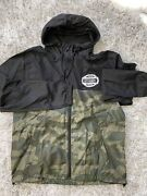 In N Out Burger Camoflauge Windbreaker 2018 Limited Edition Employees Only