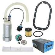 Intank Fuel Pump W/ Reg Tank Seal And Filter For Harley Dyna Low Rider S 2016-17