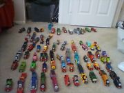 Thomas And Friends 100+ Lot And Various Tracks