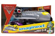 Disney Pixar Cars 2 Imaginext Siddeley And Holley Shiftwell - Toys R Us Exclusive