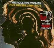 The Rolling Stones - Hot Rocks 1964-1971 2-cd - Beat 60s 70s