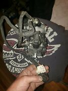 Harley Davidson Fuel Injection Throttle Body Induction Module Softail Touring