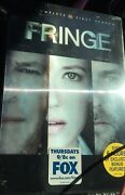 Fringe - The Complete First Season Dvd 2009 7-disc Set 3d Cover