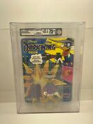 Rare Canadian Variant Sealed Darkwing Duck Action Figure Playmates 1991 Afa 75+