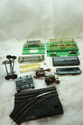 Vintage Lionel Train Lot Parts Operating Cars Livestock Remote Control Switch D