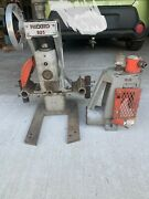 Ridgid 918 And 925 Roll Groover