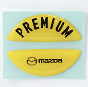 Mazda Oem Fuel Cap Decal [premium] C905-v9-750 For Your Mazda Cars From Japan