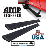 Amp Research Power Step Running Boards Fits 2007-2017 Toyota Tundra