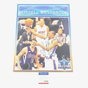 Russell Westbrook Signed 16x20 Photo Psa/dna Oklahoma City Thunder Autographed