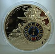 Cook Islands 2013 10 Windows Of History Grand Central Terminal New York Coin