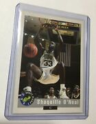 Shaquille O'neal 1992 Classic Draft Picks 1 Rookie Card Shaq Ungraded Not Grade