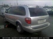 Passenger Front Door Wide Moulding Fits 01-03 Town And Country 32563