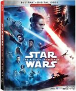 Star Wars The Rise Of Skywalker Blu-ray Disc, 2020
