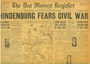 Capone Offers Help For Lindbergh Baby Search Says Mob Guilty March 11 1932 B14
