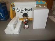 Cory Chisel Musician Timber Rattlers Brewers Bobblehead Red Guitar Blood Drive