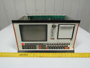 Biesse Rover Cnc Operator Interface Control Panel W/display Disc Reader