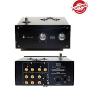 Mp-701-mk2 Tube Amplifier Preamplifier Subwoofer Bass Preamp Dip Gain Switch New