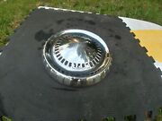 Rare Early 60and039s Mercury Comet Dog Dish Hubcap Poverty Hubcap 1 Used Oem