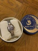 Sailor Moon X Wicca Collaboration Limited Watch Rare From Japan