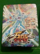 Yugioh 5d's 2009 Majestic Star Dragon Collector's Tin Rare Sealed
