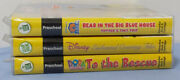 Leapfrog My First Leappad Game Cartridges And Books Educational Preschool Lot Of 3