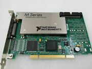 1 Pc Used Ni Pci-6280 High-precision High-speed Data Acquisition Card