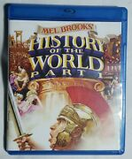 History Of The World Part 1 Blu-ray Disc, 2010a Mel Brooks Film. Dom Deluise.