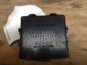 Chassis Ecm Suspension Tpms Right Hand Dash With Spare Fits 07 Camry 85211