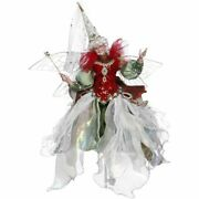 Mark Roberts 2020 Collection Fairy Godmother, Red 28'', Figurine