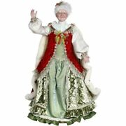 Mark Roberts 2020 Collection Mrs. Claus Christmas Eve 57.5and039and039 Figurine